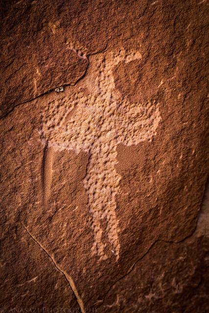 Side Boulder Petroglyph