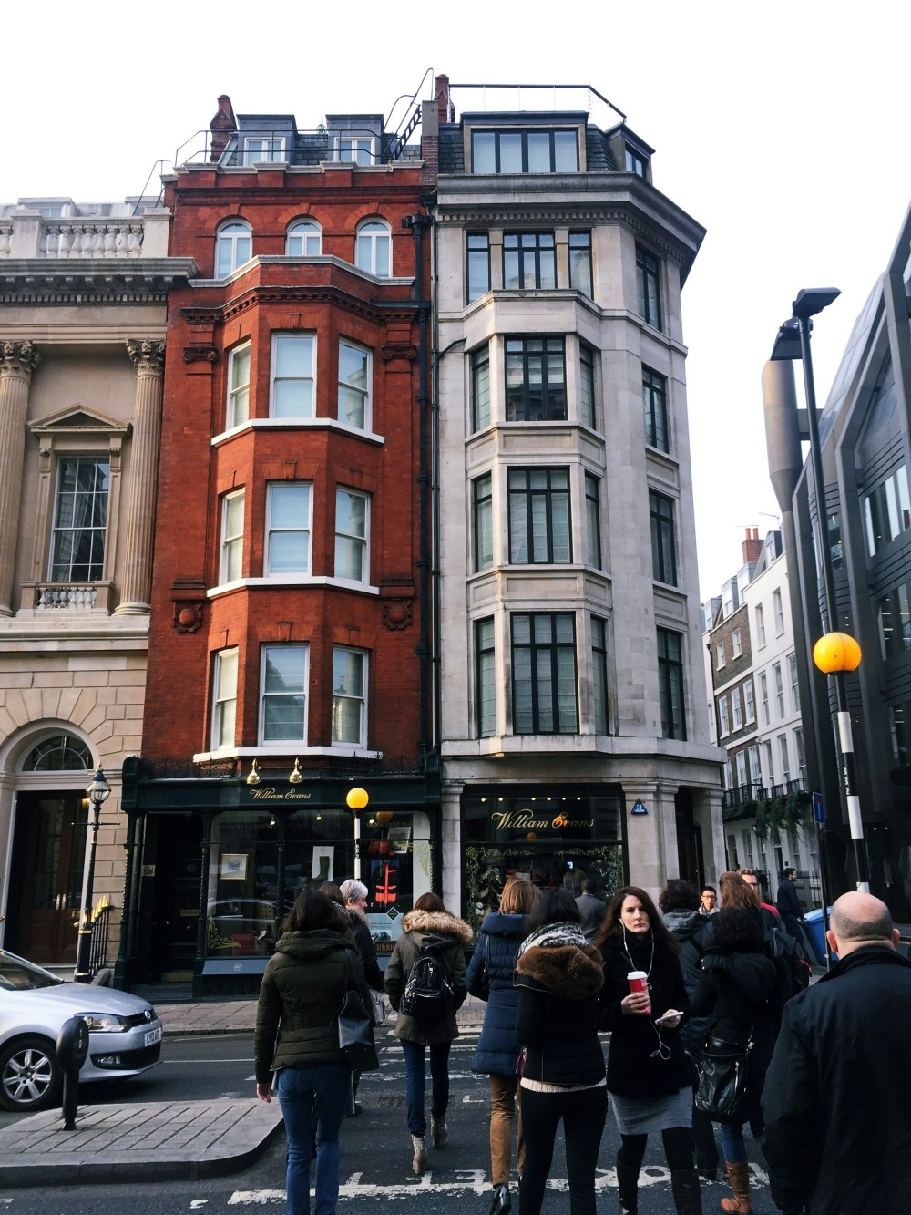 9 Dec 2016: St James's Street | London, England
