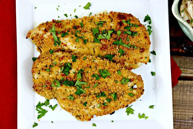 Mustard Herb Chicken Top