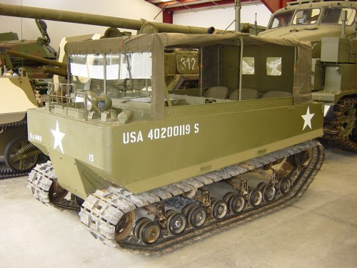 small resolution of  us m29 weasel 1 by ian