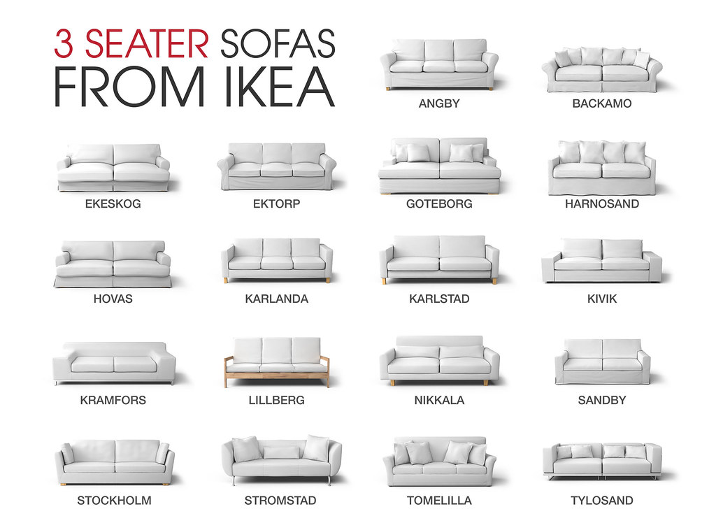backamo 3 seater sofa slipcover reclining high quality which ikea is this list of sofas f flickr by comfort works custom cover