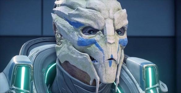Mass Effect Andromeda - Turian
