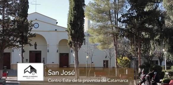 Pozo de Agua en San José.