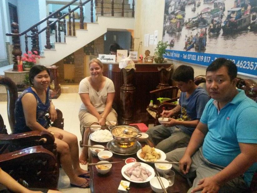 Vietnamesiske venner