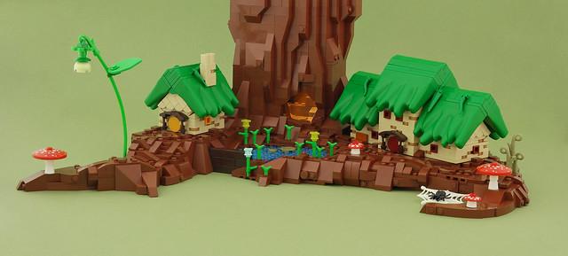 Iron Builder Duplo The Root Kingdom