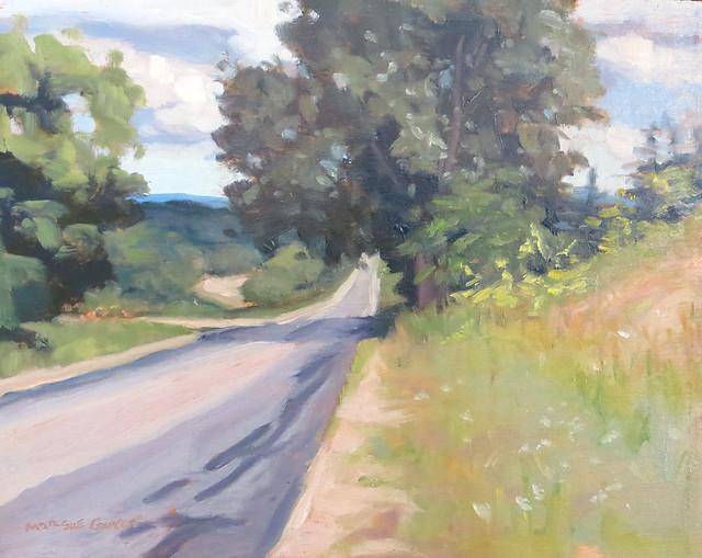 Rogers Road by Margie Guyot