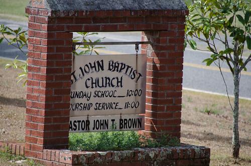 St. John Baptist Church and Cemetery