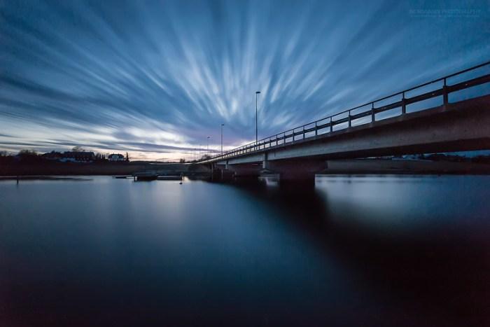 The Foynland bridge