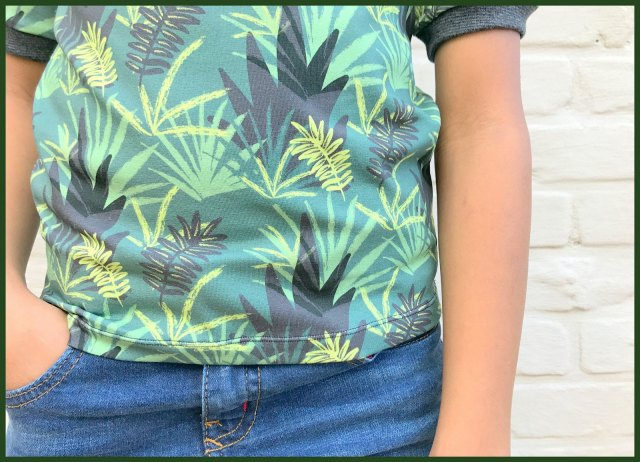 tropical Billie (close)