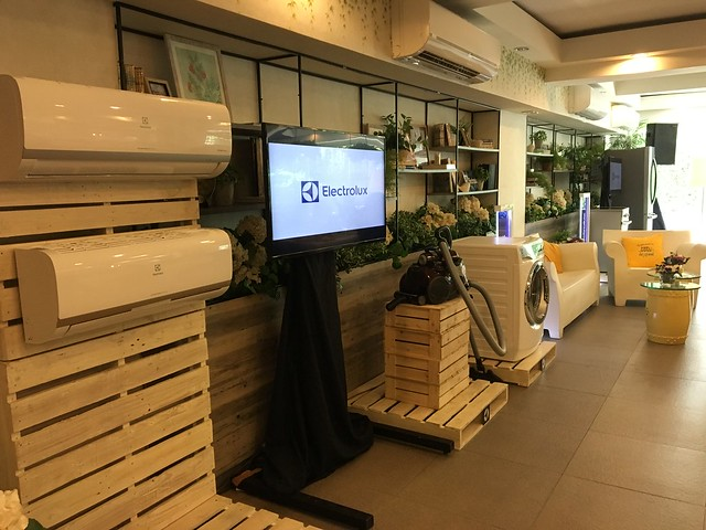Electrolux summer line of appliances