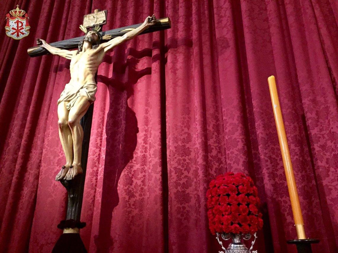 Quinario 2017: Stmo. Cristo.