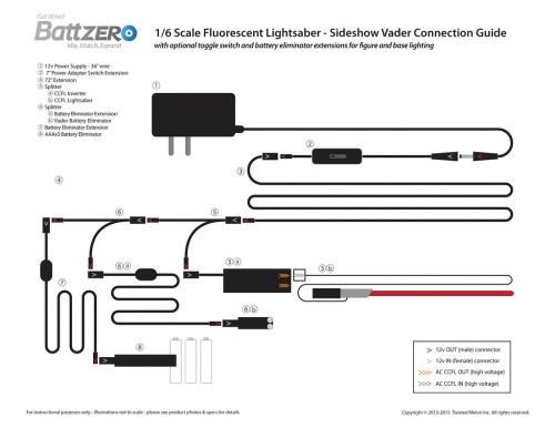 small resolution of lightsaber battery wiring diagram wiring library rh 29 csu lichtenhof de meyers light kit wiring diagram obsidian lightsaber wiring diagram