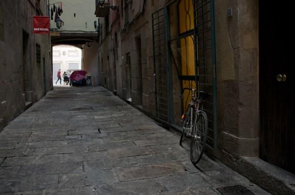 La bicicleta y la fuga