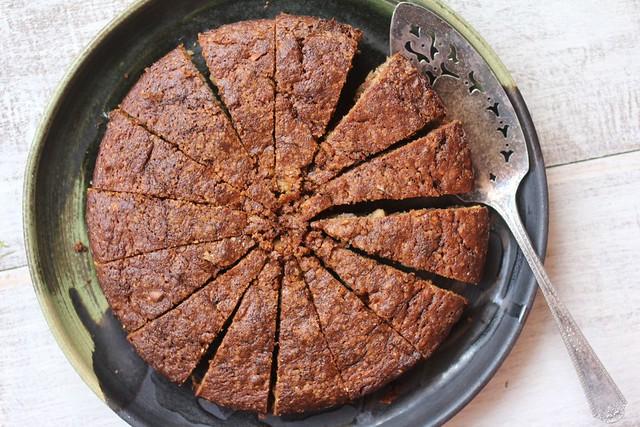 Zucchini Walnut Cake Bhg