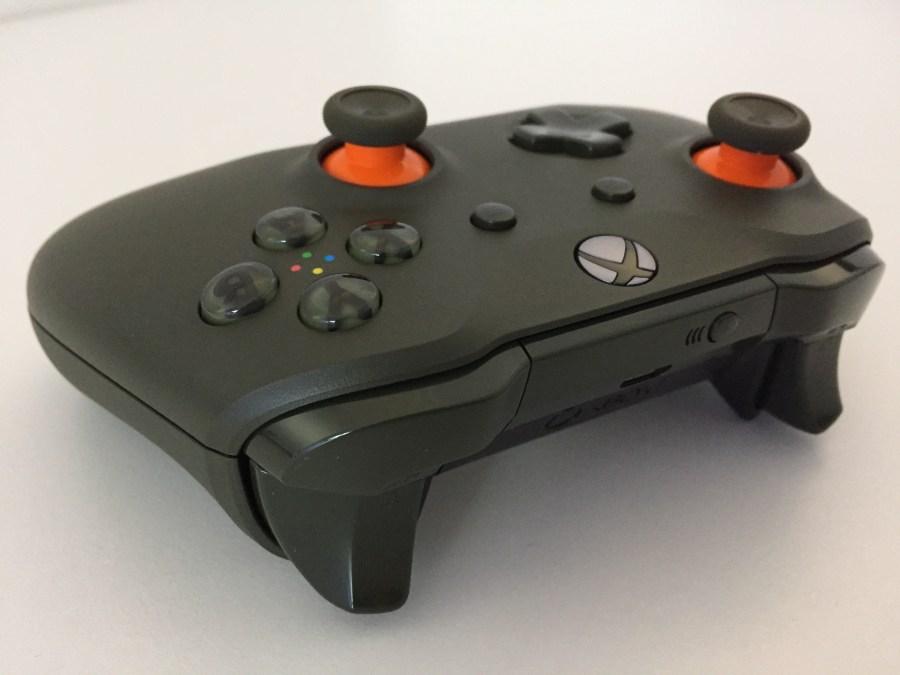 20170216 Manette Xbox One S vert Kaki 00010