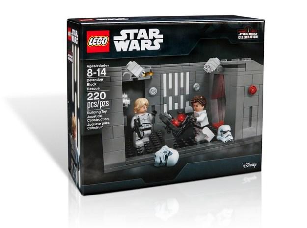 LEGO Star Wars Celebration 2017 Exclusive Model
