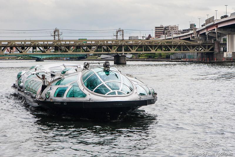 Crucero Himiko de Leiji Matsumoto-1
