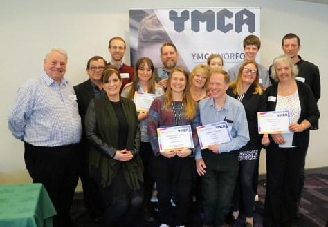 YMCA Norfolk Staff Awards Day 2017