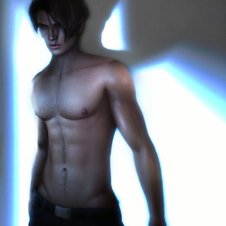 -Belleza- Male Mesh Body