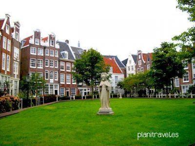 Canales de Amsterdam 1