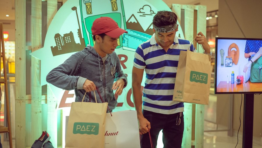Paez & Doughnut at Ayala Malls the 30th