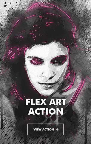 Ink Spray Photoshop Action V.1 - 53