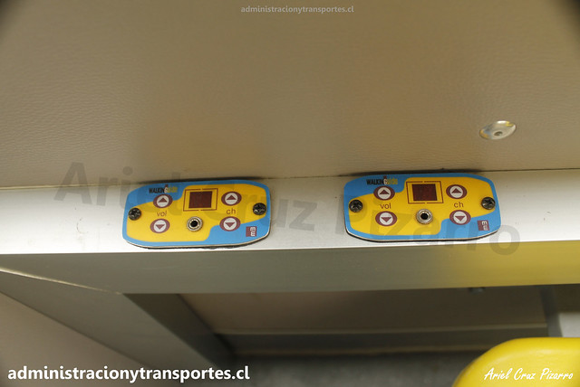 Sistema de Audio   Bus Ara Moai