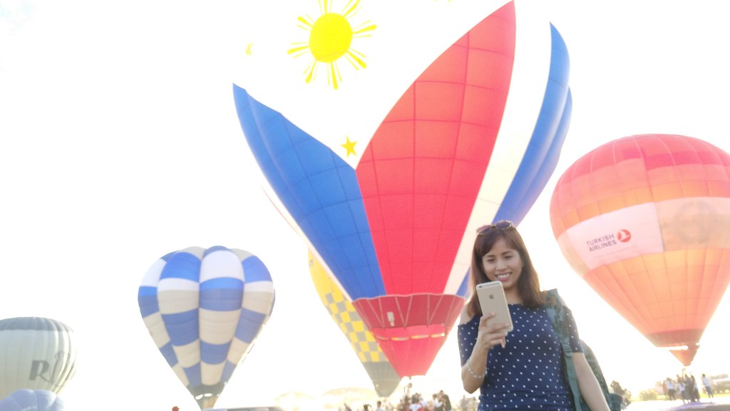 Adam Elements xPhilippine Hot Air Balloon Fest