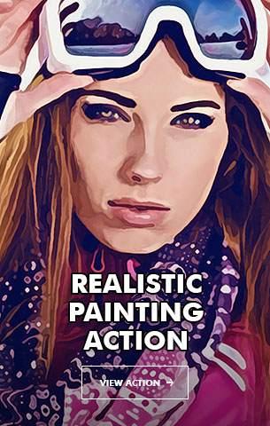 Ink Spray Photoshop Action V.1 - 90