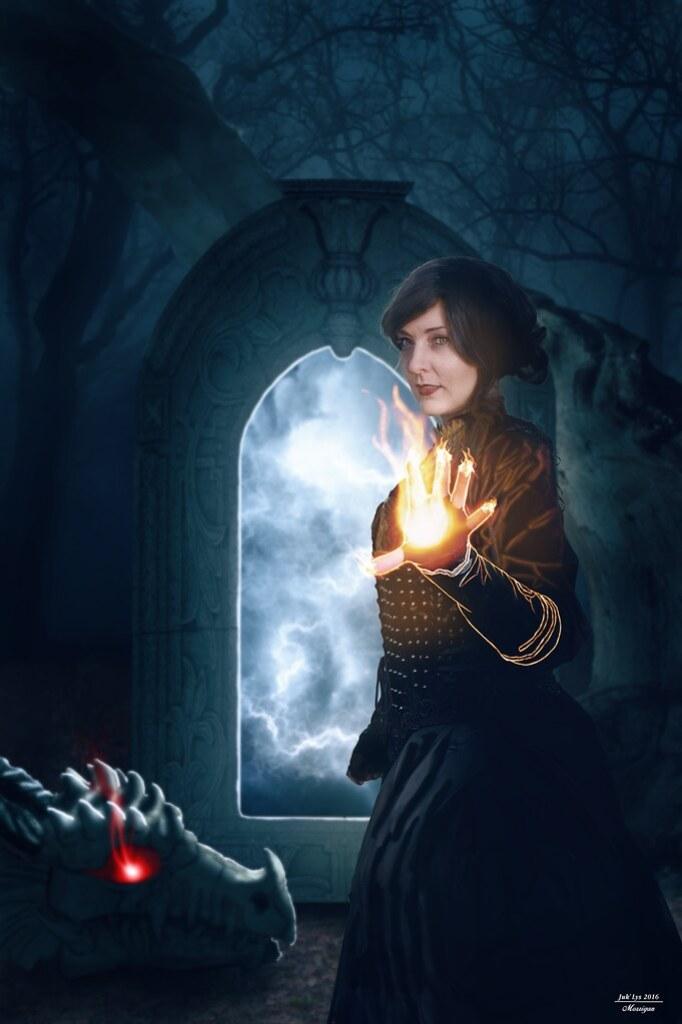 Morrigan - Dragon Age Inquisition
