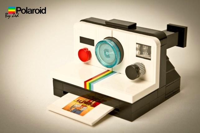 LEGO Polaroid