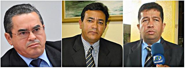 Justiça encara nepotismo na Câmara e Prefeitura de Santarém em audiência na 4ª, Lira Maia, Erasmo e Henderson