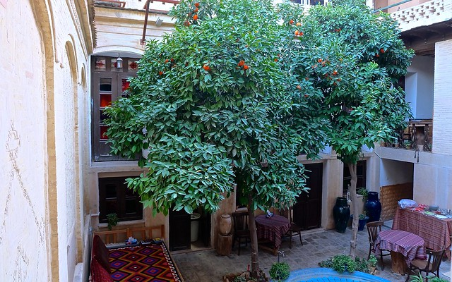 PARHAMI TRADITIONAL HOUSE IN SHIRAZ, IRAN