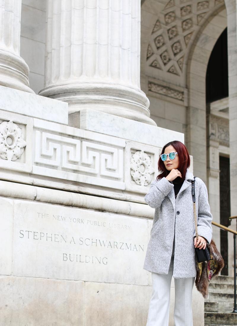 gray-outfit-trina-turk-jumpsuit-catherine-malandrino-coat-2