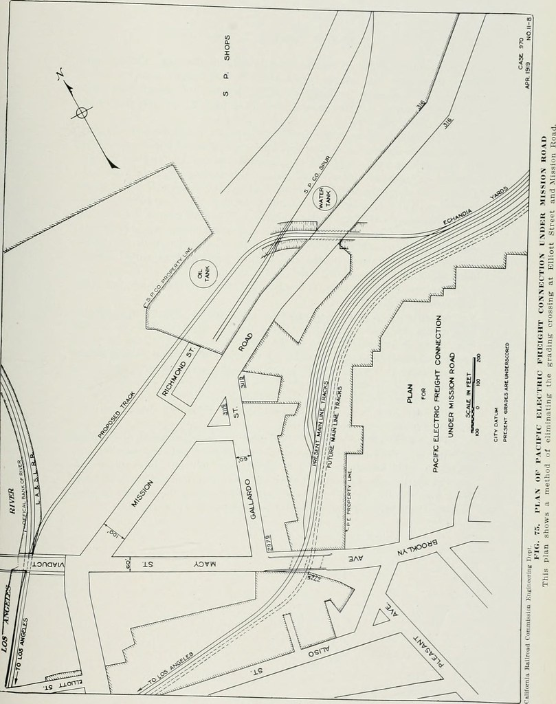 medium resolution of  image from page 248 of report on railroad grade crossing elimination and passenger and freight