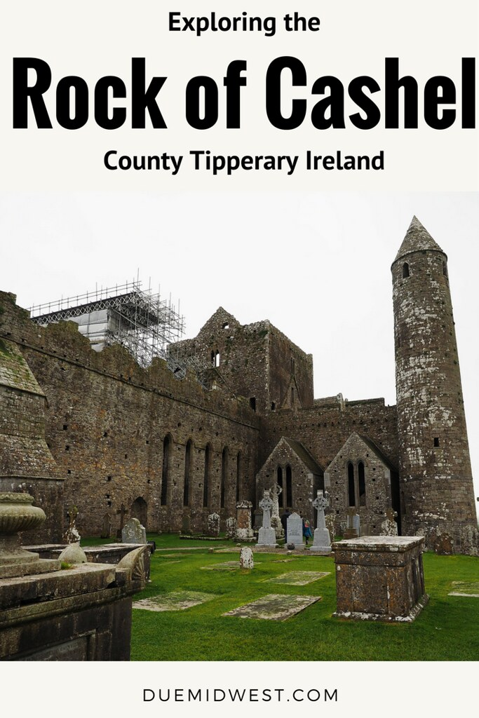 Exploring the Rock of Cashel - Due Midwest