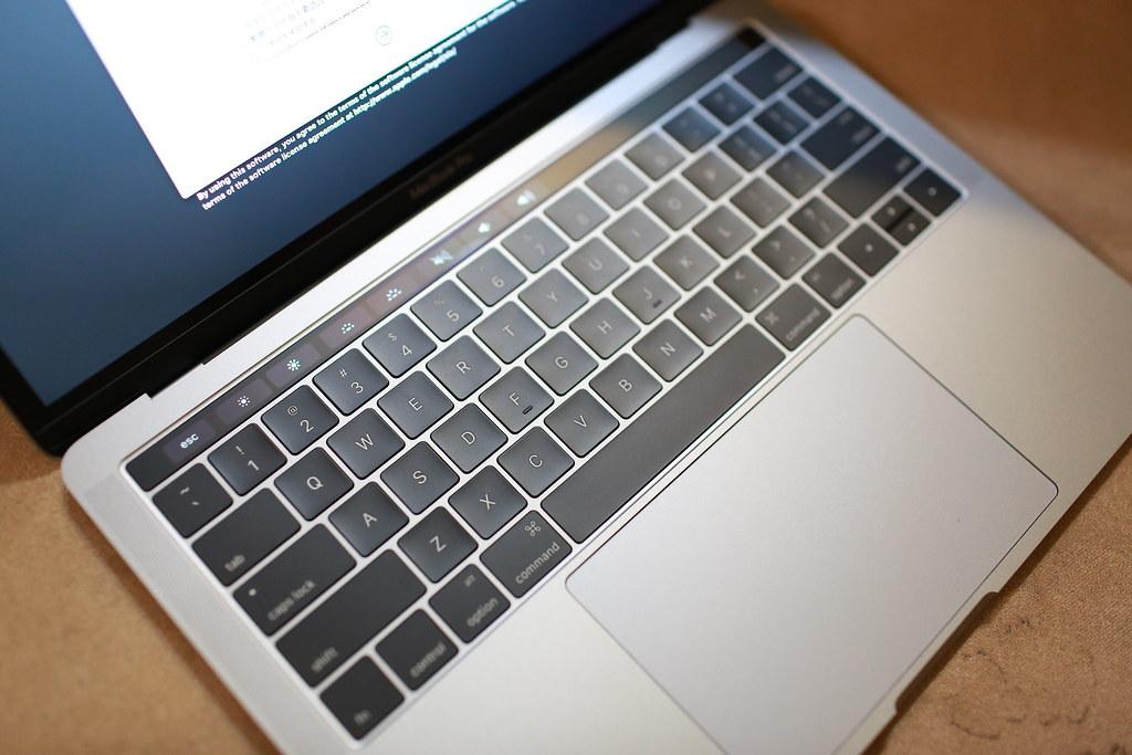 2017 MacBook Pro 13