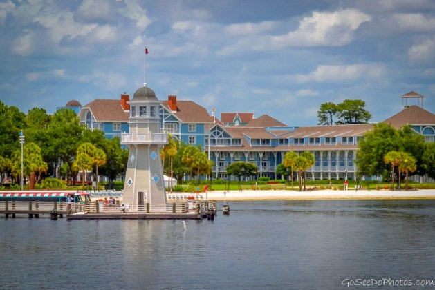 Disney's Yacht Club