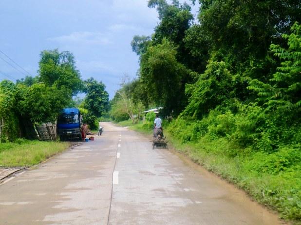 Carreteras en Palawan