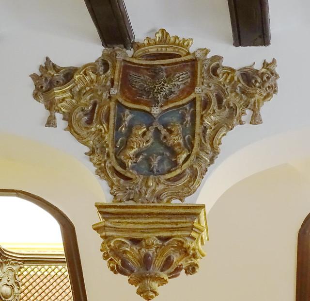 La Iglesuela del Cid Escudos Heraldicos Comarca del Maestrazgo Teruel 02