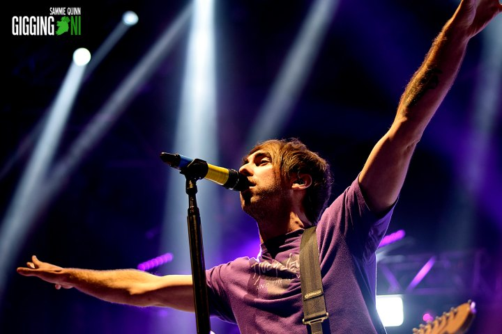 All time low @ Ulster Hall 19/03/17