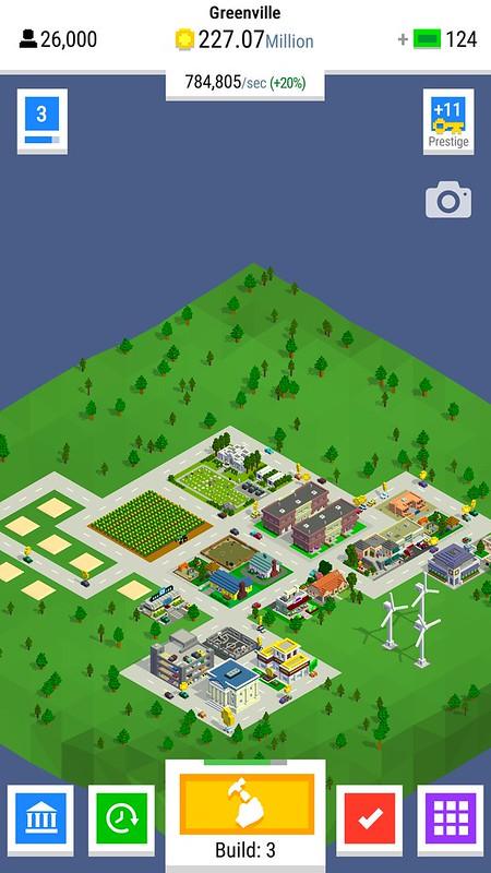 Tips Bermain bit city overview