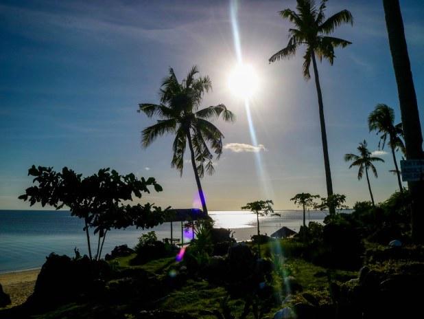 Atardecer Paradise beach