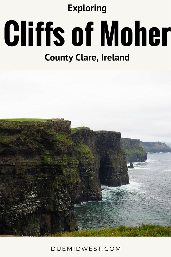 Exploring the Cliffs of Moher - Due Midwest