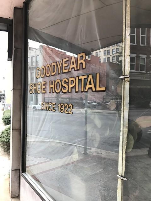 Goodyear Shoe Hospital, Birmingham AL