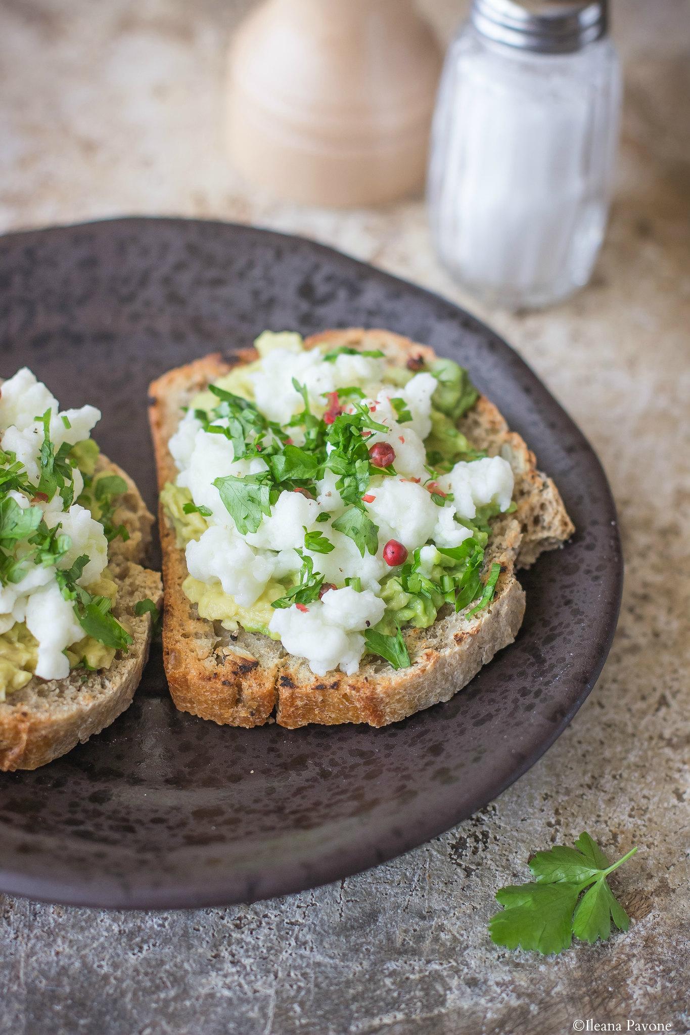 Famoso 3 idee per la colazione salata - facili, veloci e nutrienti EM33