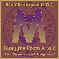 M #AtoZChallenge Memento #Fiction #SFF