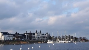 Grand Hotel Saltsjöbaden, a hotel with a history