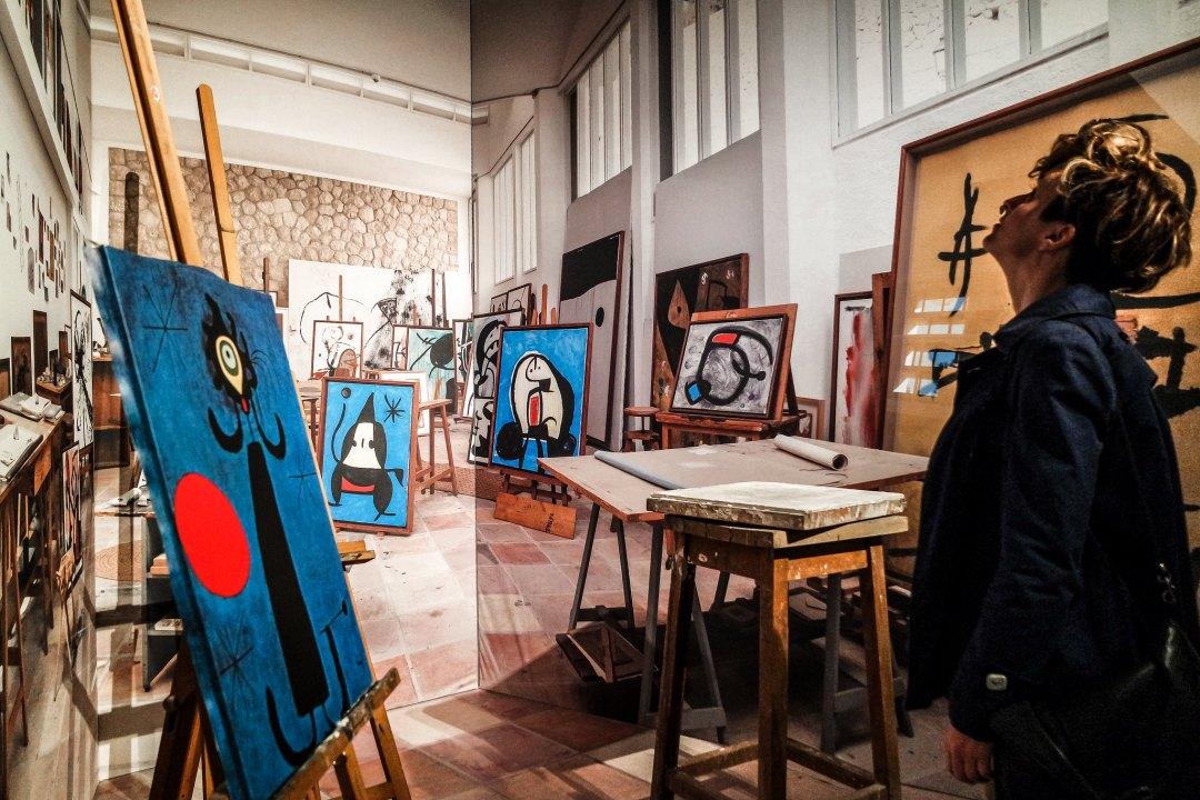 Miró! Sogno e colore