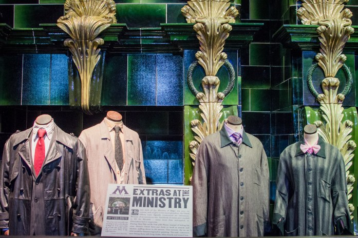 Warner Bros Studio London Harry Potter Ministry of Magic